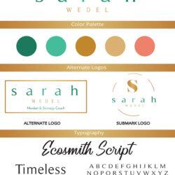 Sarah Wedel Palette - Designer Version